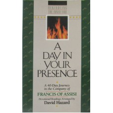 A day in Your presence