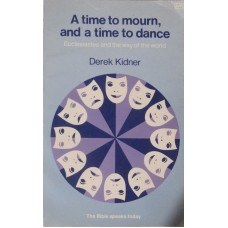A time to mourn, and a time to dance