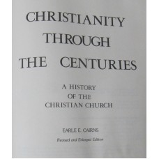 Christianity trough the centuries