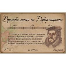 Времева линия на Реформацията